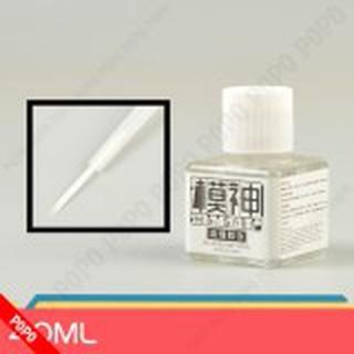 Keo ABS White 40ml gắn các chi tiết nhựa phù hợp với các chi tiết nhỏ, tiểu tiết POPO Collection thumbnail