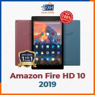 Máy tính bảng Kindle Fire HD 10 - 2019 - 9th generation - dung lượng 32GB 64GB - Chính hãng Amazon thumbnail