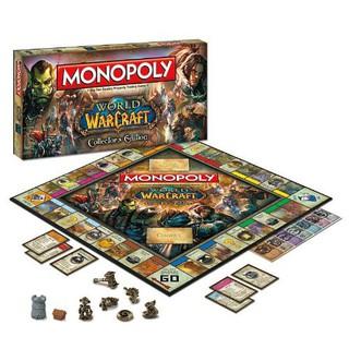 Cờ tỷ phú MONOPOLY WAR CRAFT – MONOPOLY ZELDA