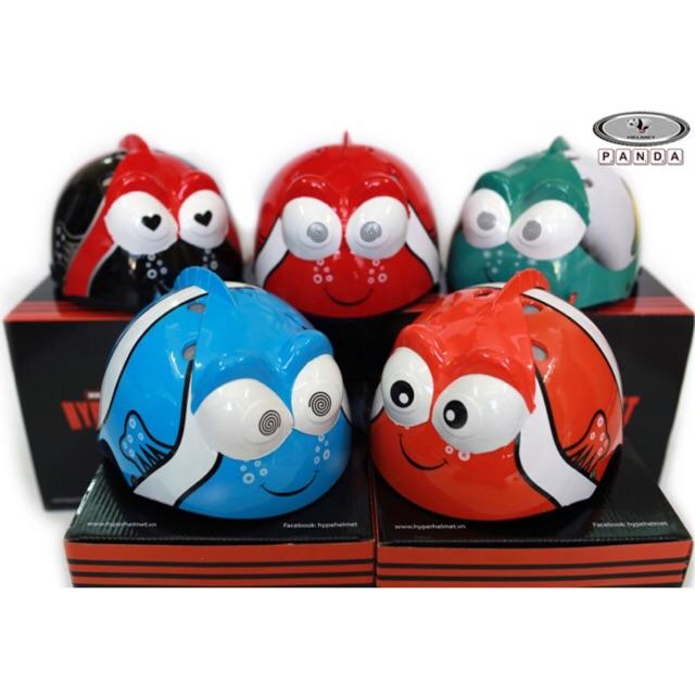 [FREE SHIP] Hàng công ty: Mũ trẻ em cá Nemo