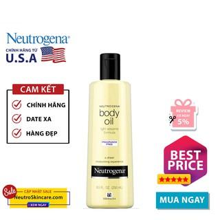 Tinh dầu Neutrogena Body Oil Light Sesame Formula