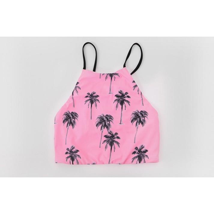 Bộ bơi áo tắm phong cách thể thao áo choàng lưới