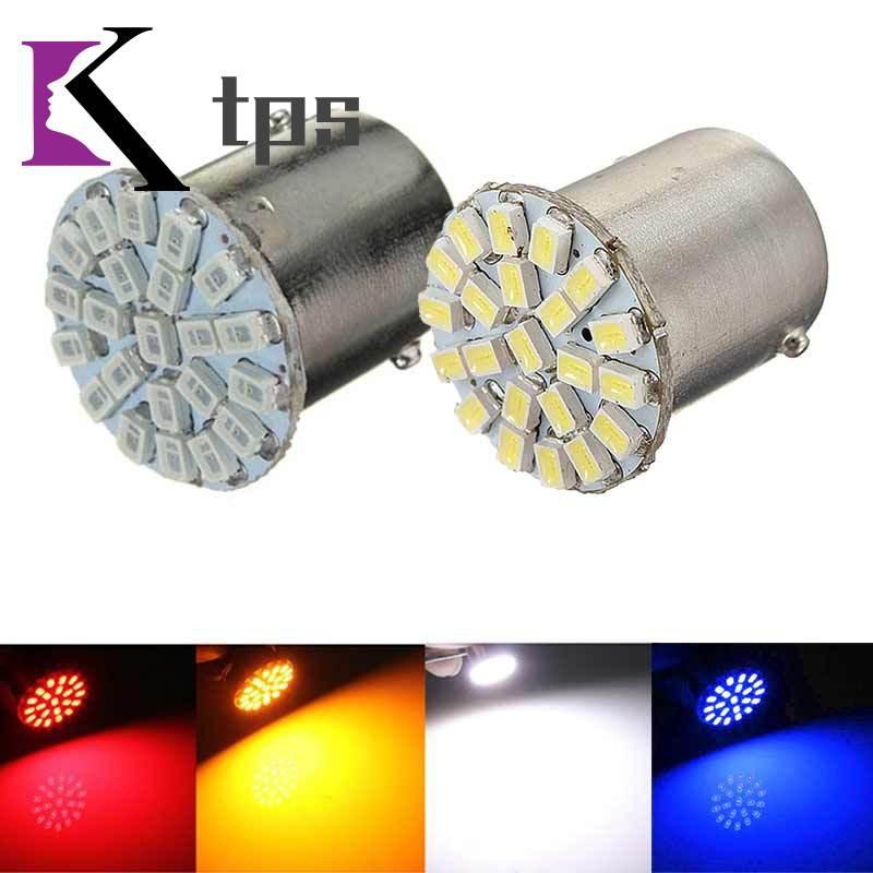 Đèn LED phanh chuyên dụng cho xe hơi 1156 BA15S 1206 22SMD DC 12V