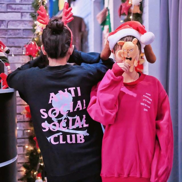 [SWEATSHIRT] ANTI SOCIAL SOCIAL CLUB