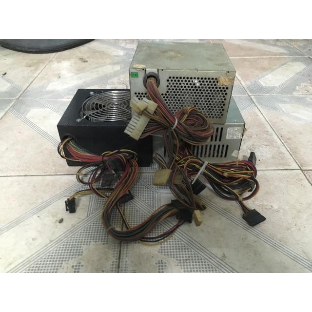 Nguồn máy tính cũ giá rẻ bèo. Hoạt động hoàn hảo
