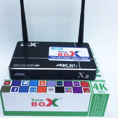 Tivibox android telebox X2 4k HD - 2590678 , 856016698 , 322_856016698 , 780000 , Tivibox-android-telebox-X2-4k-HD-322_856016698 , shopee.vn , Tivibox android telebox X2 4k HD