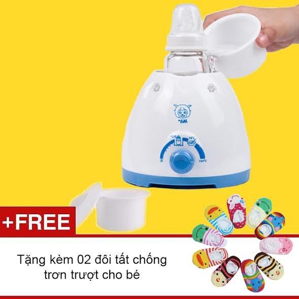 Máy ủ sữa hâm nóng cháo, bột cho bé( Tặng 02 đôi tất) - 9957243 , 306075446 , 322_306075446 , 259000 , May-u-sua-ham-nong-chao-bot-cho-be-Tang-02-doi-tat-322_306075446 , shopee.vn , Máy ủ sữa hâm nóng cháo, bột cho bé( Tặng 02 đôi tất)