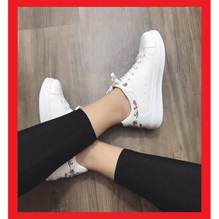 giày nữ đẹp, giày thể thao nữ XÁM ĐEN, ĐEN HỒNG, giày thể thao nữ đẹp, giày nữ đế cao