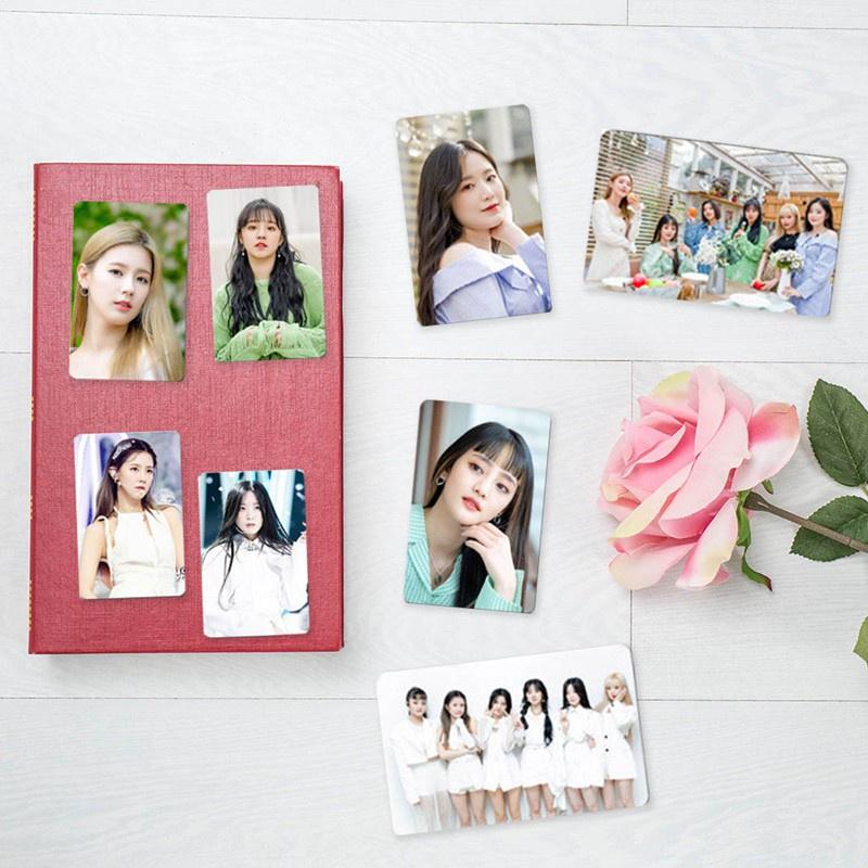 Wu929_5511185 Set 10 thẻ hình nhóm GI-DLE G-IDLE 3rd thiết kế nhỏ nhắn