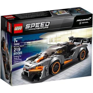 LEGO Speed Champions 75892 – Siêu Xe McLaren Senna (LEGO 75892 Siêu Xe McLaren Senna)