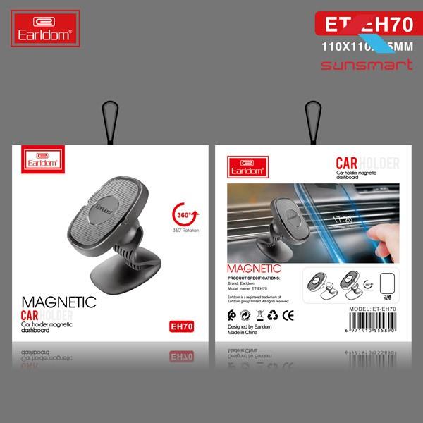 Kẹp Điện Thoại Trên OTO Earldom EH-70 [ BH 12 tháng ]