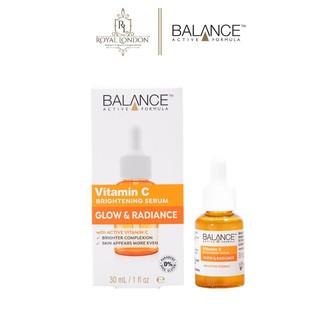 Serum Trắng Da, Mờ Thâm Balance Active Formula Vitamin C Brightening 30ml thumbnail