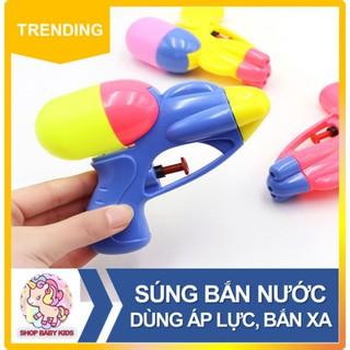 SÚNG BẮN NƯỚC, đồ chơi súng nước vui nhộn cho trẻ em thumbnail