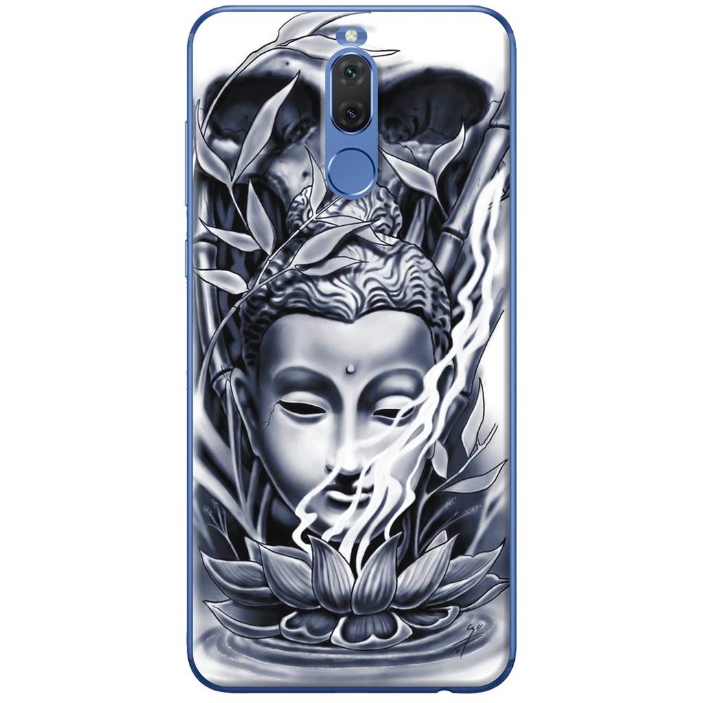Ốp lưng nhựa dẻo Huawei Nova 2i Budda and devil