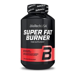 Giảm Cân Đốt Mỡ Super Fat Burner BiotechUSA Hộp 120 Viên thumbnail