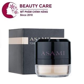 Phấn Phủ dạng bột nâng tone, kềm dầu cho da láng mịn Asami Tone Up Powder (6g) thumbnail