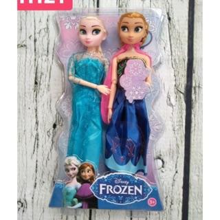 Búp bê Elsa và Anna có khớp