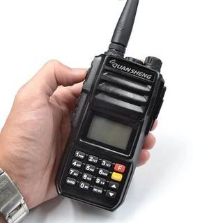 Máy liên lạc công suất cao máy liên lạc TG-UV2PLUS quansheng máy liên lạc ngoài trời King Kong 10W máy liên lạc