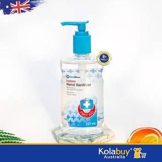Nước rửa tay khô của Úc MediPure Instant Hand Sanitizer 237ml