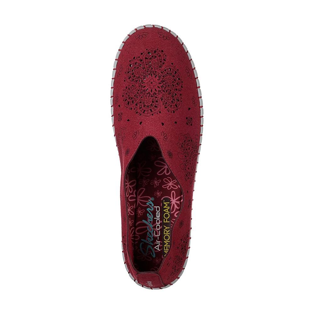 Skechers Nữ Giày Thể Thao Active Sepulveda Blvd - 23964-DKRD 3