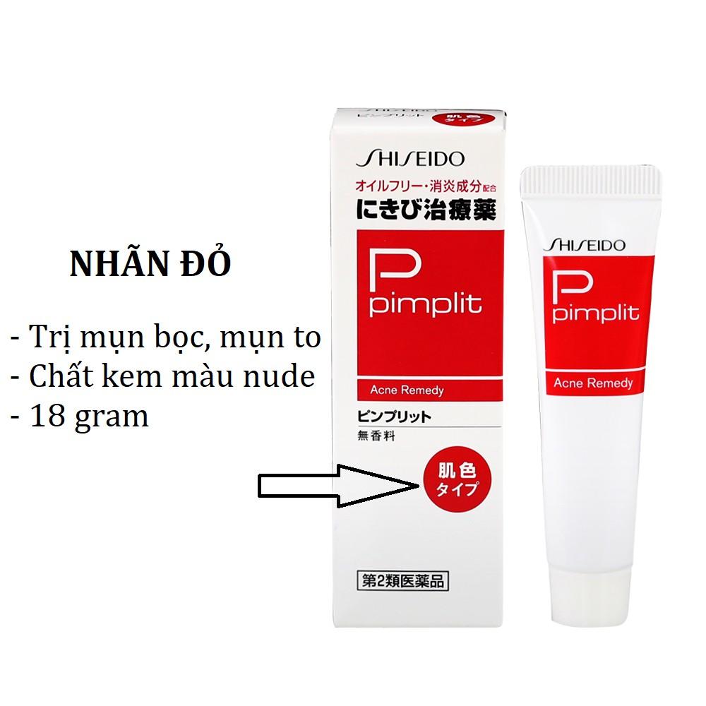 [CHÍNH HÃNG] Kem Trị Mụn Bọc Shiseido Pimplit 18g Nhật Bản - Nhãn Đỏ - Trị Mụn Bọc - TITITAN - 13796224 , 1642509706 , 322_1642509706 , 500000 , CHINH-HANG-Kem-Tri-Mun-Boc-Shiseido-Pimplit-18g-Nhat-Ban-Nhan-Do-Tri-Mun-Boc-TITITAN-322_1642509706 , shopee.vn , [CHÍNH HÃNG] Kem Trị Mụn Bọc Shiseido Pimplit 18g Nhật Bản - Nhãn Đỏ - Trị Mụn Bọc - T