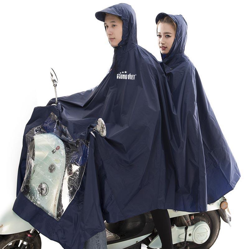 Áo mưa 2 đầu siệu nhẹ chống thấm Hưng