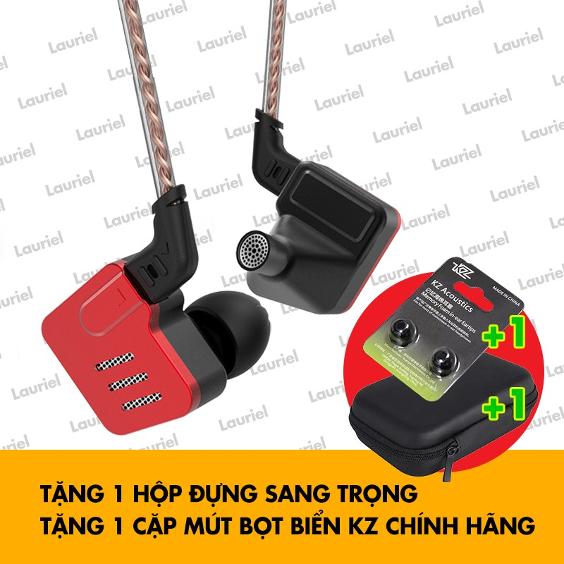 Tai nghe cao cấp KZ BA10 10 Drivers co micro