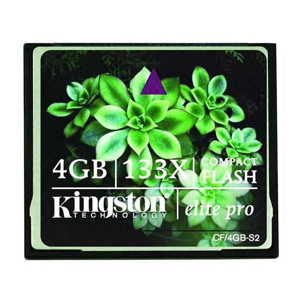 THẺ NHỚ CF 4GB KINGSTON