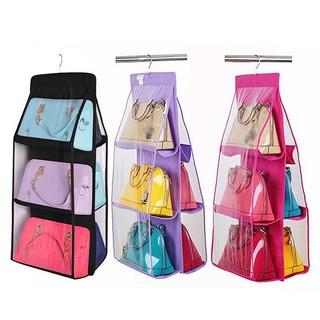 Túi treo để túi xách gọn gàng nhiều màu sắc thumbnail