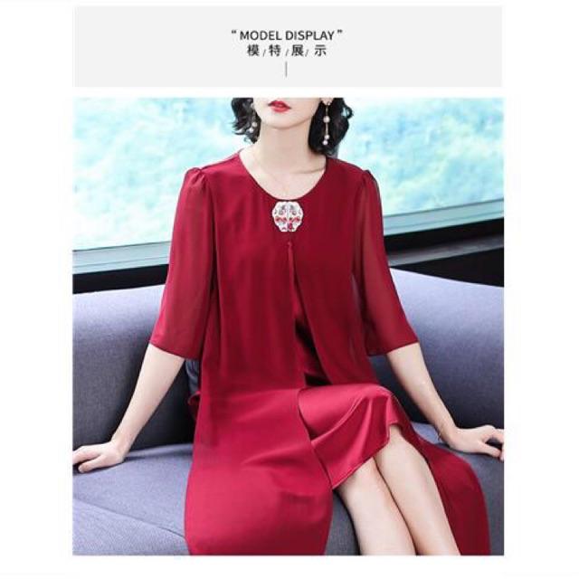 4903910194 - Váy đầm trung niên nữ