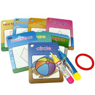 Bộ đồ chơi bảng vẽ + bút vẽ thần kỳ cho bé