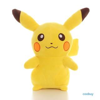 Đồ chơi nhồi bông tạo hình Pikachu dễ thương cho bé squishy