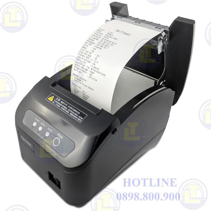 [Nhập ELCL40K hoàn 40K xu đơn từ 300K] Máy in hoá đơn XPrinter Q200II