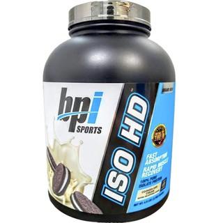 Sữa Tăng Cơ, Phát Triển Cơ, Bổ Sung Whey Protein, Iso HD (2.27kg)