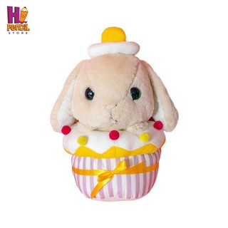 Gấu Bông Thỏ Chanh Cupcake