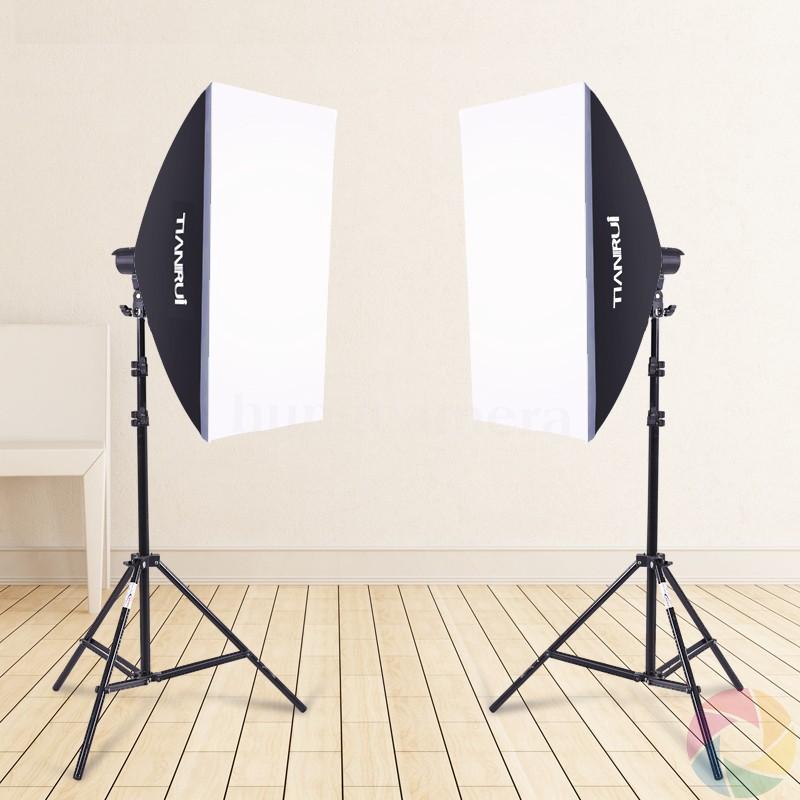 Bộ đèn studio TIANRUI chụp ảnh, quay phim, Livestream chuyên nghiệp