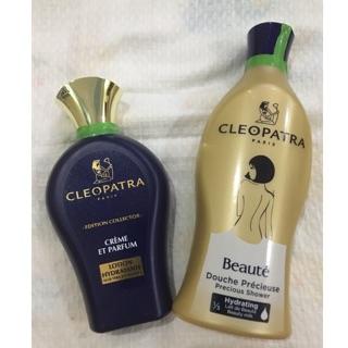 Set dầu tắm và dưỡng thể Cleopatra thumbnail