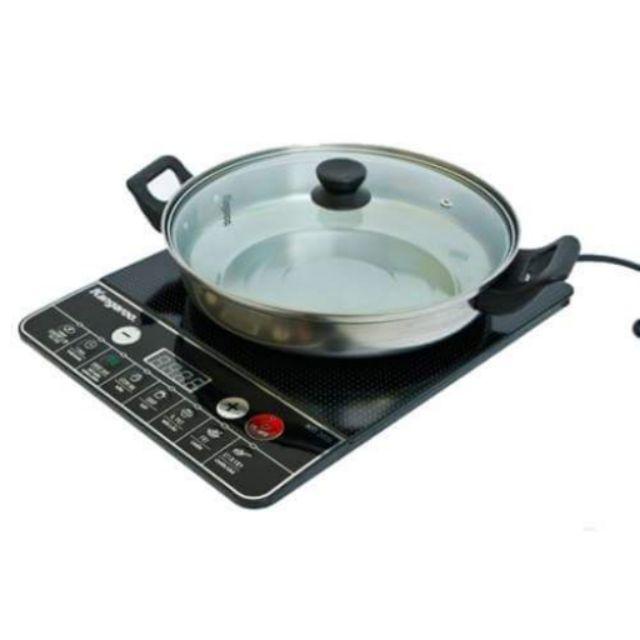 Bếp từ kangaroo kg 365i ( hoặc vỏ 356 H) cam kết hàng chính hãng BH 12 tháng tại nhà phát hiện hàng kém CL trả lại hàng