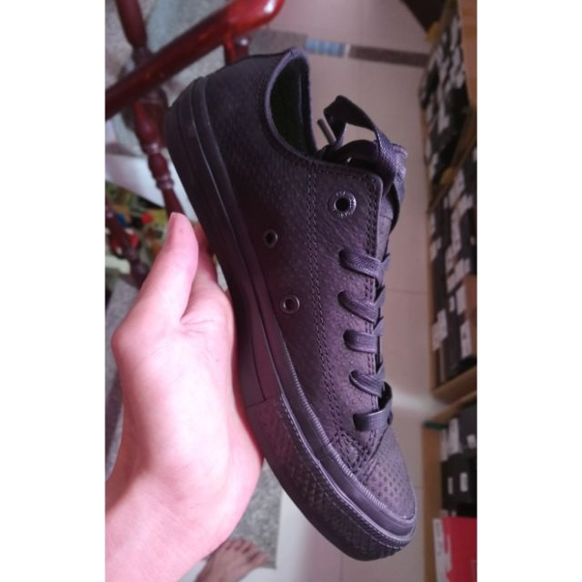Giày converse real new chuck 2 size 35