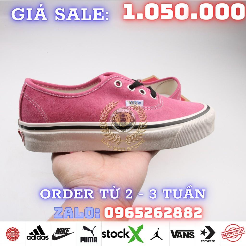 ORDER + FREESHIP Giày Outlet Store Sneaker _Vans Authentic 44 DX MSP:  VN0A38ENT7T ➡️ gaubeostore.shop
