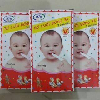 Tưa lưỡi cho bé Đông Fa (giá 5 hộp) thumbnail