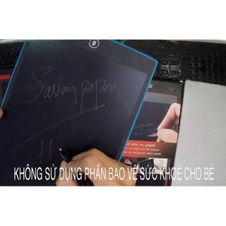 bảng vẽ viết thông minh với 1 nút bấm delete 8.5″ LCD