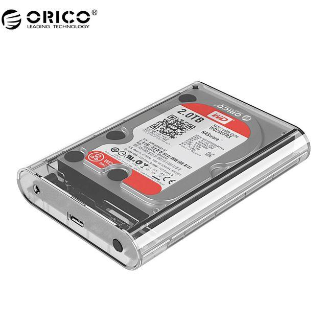 Hộp đựng ổ cứng Orico 3139U3 - ( không bao gồm ổ cứng)