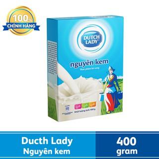 ( HCM ) Sữa Bột Nguyên Kem hộp giấy 400g
