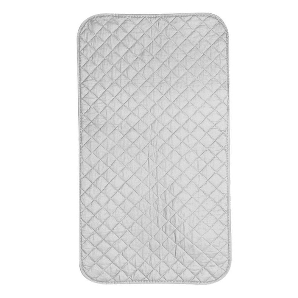 Non-Slip Household Clothes Portable Travel Dryer Upgraded Thick Folding Table Top Heat Resistant Ironing Mat