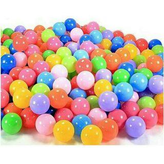 50 quả bóng nhựa mềm cho bé