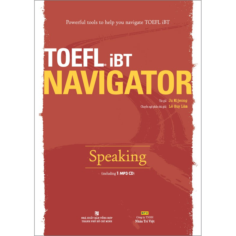 TOEFL iBT Navigator: Speaking (kèm CD)