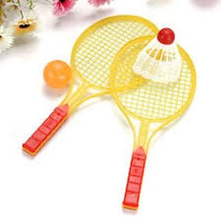 Bộ Tennis Battledores với Quần Vợt và Cầu Lông Trẻ Em