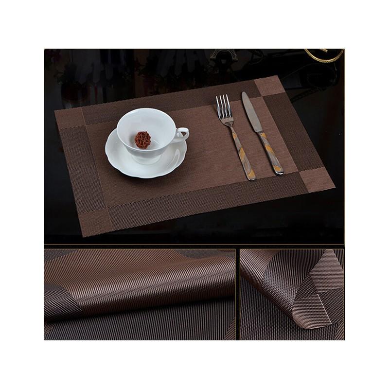 Tấm Lót Bàn Ăn Bằng Nhựa, Tấm Nhựa Trải Bàn Cao Cấp [ LOẠI 1 ] [Ảnh, Video Thật] (chuyên cung cấp nhà hàng, khách sạn)