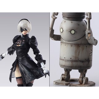 Bộ đồ chơi mô hình nhân vật NIER AUTOMATA bring arts figma